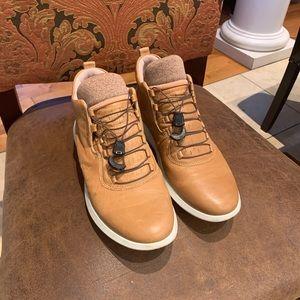 Ecco sneaker boot women's